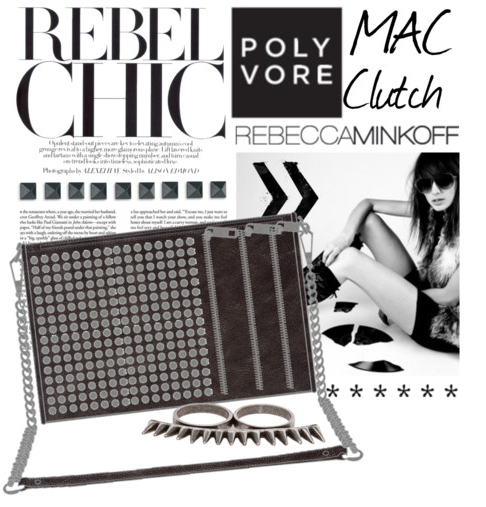 Rebecca Minkoff and Polyvore Design Challenge