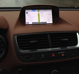 buick encore navigation