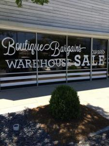 boutique bargains