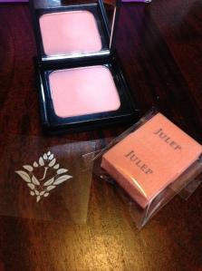 peach blush